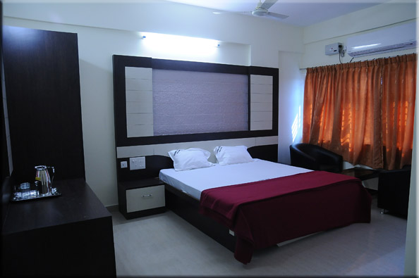 Birwa Center Suite Room
